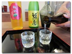 自分好みの日本酒を見つけてください。
